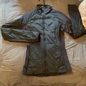 Lululemon light down coat